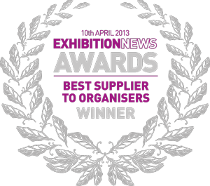 ENA 2013 winner best supplier to organisers