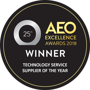 TECHNOLOGY SERVICE SUPPLIER OF THE YEAR 2018
