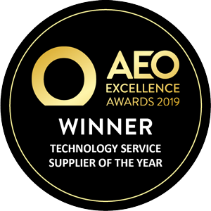 TECHNOLOGY SERVICE SUPPLIER OF THE YEAR 2019