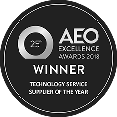 AEO Awards 2018 Winner